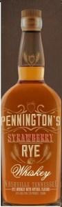 Penningtons Strawberry Rye Whiskey