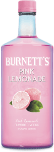 Burnetts Pink Lemonade Vodka - Copy