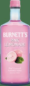 Burnetts Pink Lemonade Vodka - Copy