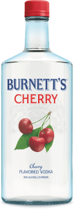 Burnetts Cherry Vodka - Copy
