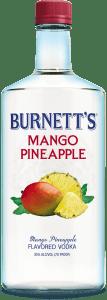Burnetts Mango Pineapple Vodka - Copy