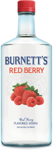 Burnetts Red Berry Vodka - Copy