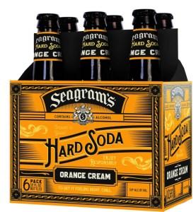 Seagrams Hard Orange Cream Soda - Copy
