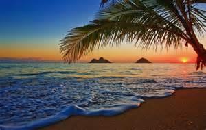 A new Beggining Hawaii Sunrise