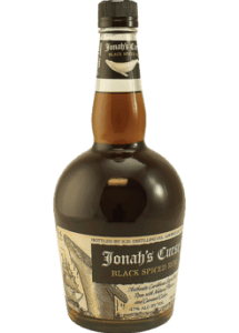 Jonahs Curse Black Spiced Rum - Copy