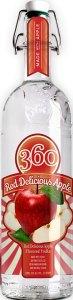 360 Red Delicious Apple Vodka - Copy