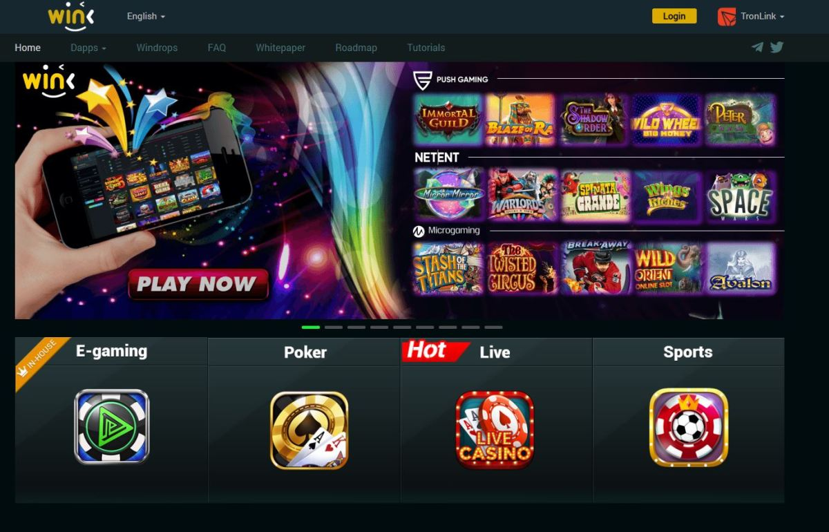 Four of the best TRON casino dividend tokens - bestTRONcasino