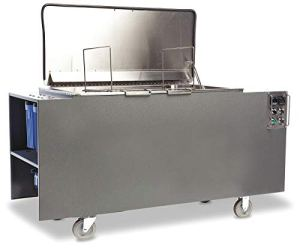 Ultrasonic Cleaner, 110 gal. Tank, Timer Range 1 to 99 min, Voltage 220/240 1-Phase