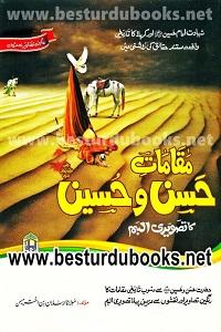Maqamaat e Hasan o Husain [R.A] ka Tasweeri Album By Maulana Arsalan Bin Akhtar مقامات حسن و حسینؓ کا تصویری البم