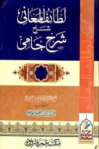 Lataif ul Maani Urdu Sharh Sharh Ul Jami لطائف المعانی اردو شرح شرح جامی