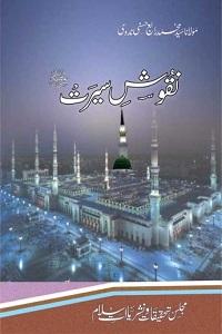 Nuqoosh e Seerat By Maulana Syed Rabey Hasani Nadvi نقوش سیرت