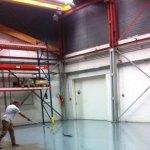 Antislip coating Aanbrengen Doesburg – Ubbink B.V.