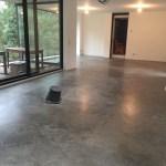 Mook betonvloer