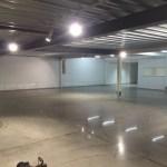 Gepolijste en geïmpregneerde betonvloer in Venlo
