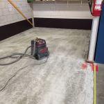 Epoxy gietvloer Aalsmeer 35 m2