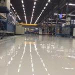 Industrievloer Gelderland – epoxy coatingvloer fabriek (fabrieksvloer)