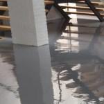 Industrievloer Ede – aanbrengen vloercoating bouwbedrijf