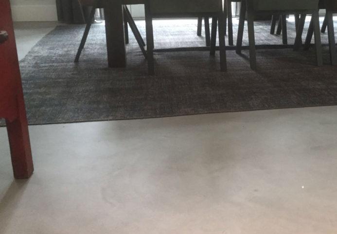 Beton Ciré vloer Arnhem