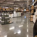 Epoxy gietvloer Sligro Helmond bestand tegen zeer zware belasting