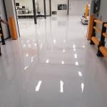 Duurzame epoxy gietvloer fabriek Bunschoten