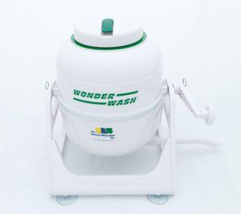 Laundry Alternative Wonderwash Non-electric Portable Compact Mini Washing Machine
