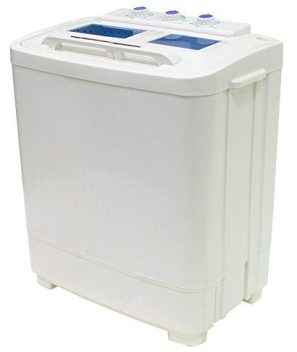 Portable Compact Washer and Spin Dry Cycle