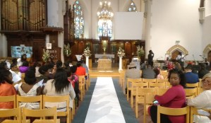 Holy Trinity Tulse Hill Wedding