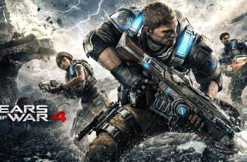 Gears of War 4 for PC Windows 10