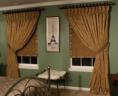 Custom Goblet Pleat Style Curtains 40 Width Group1