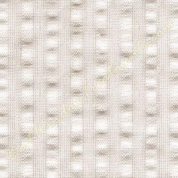 Savannah Seersucker Curtains With Tie Backs