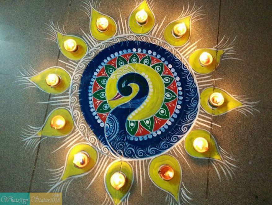 Rangoli Images for Diwali 2018 | Beautiful Rangoli Designs