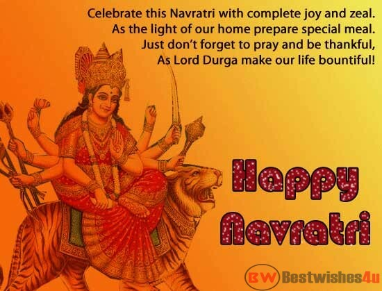 Happy Navratri 2018 Images HD Download For Free