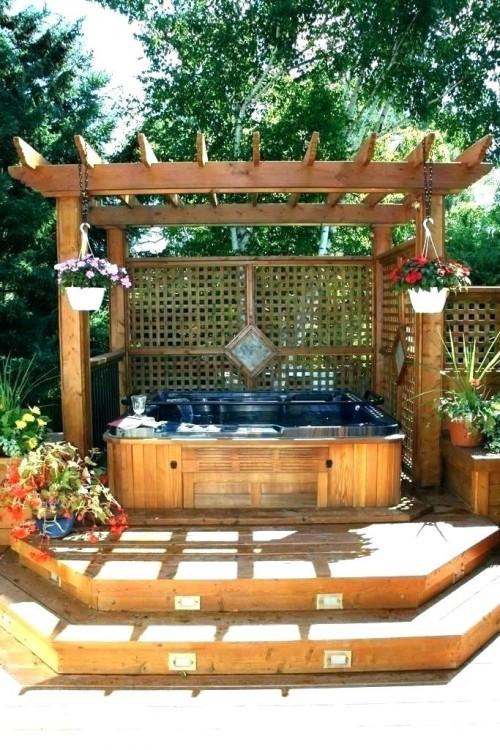 hot tub deck design tool