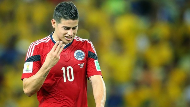 James Rodriguez Hd Wallpapers 2017