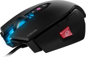 Corsair M65 Pro RGB - Migliori Mouse da Gaming - Besty5.com