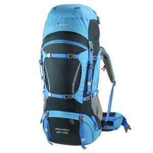 Mountaintop (60L+10:70L+10:75L) Zaino Trekking Impermeabile - Il più completo
