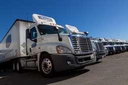 Best Yet Express Truck Fleet