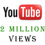 2 Million YouTube Views