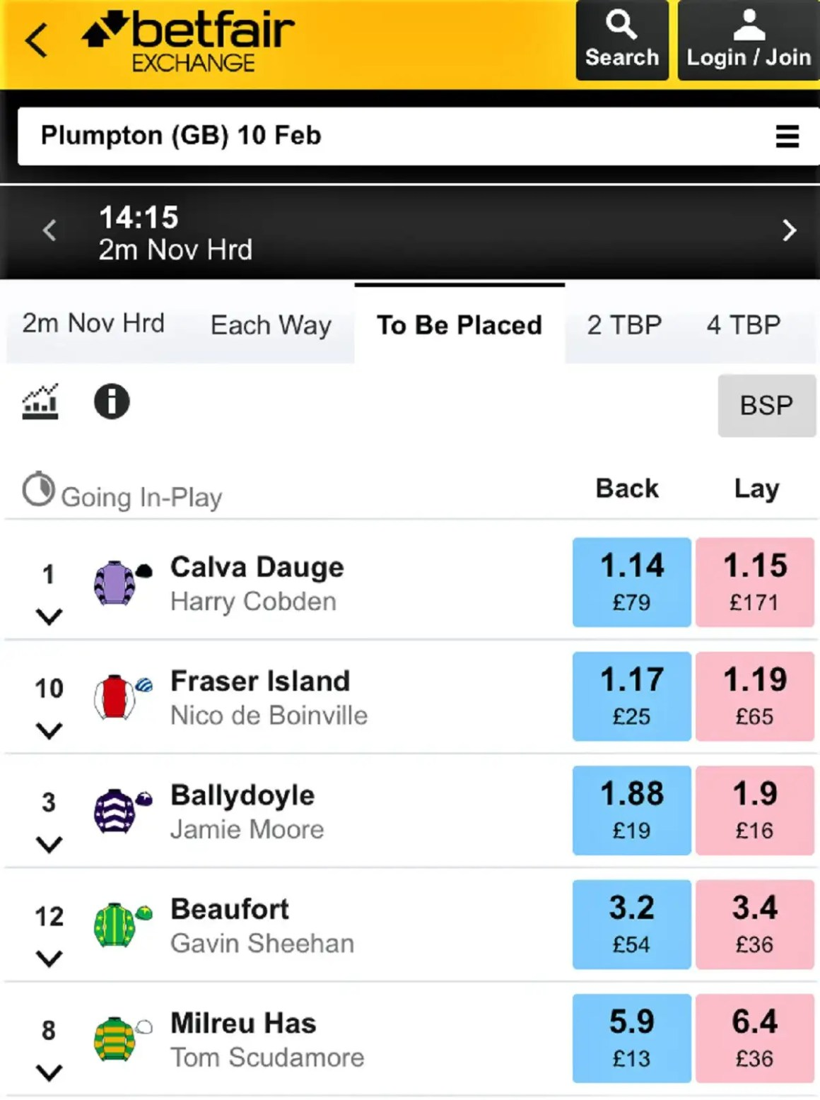 betting odds explained each way bet