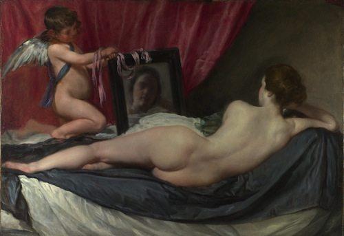 Rokeby Venus / Diego Velásquez