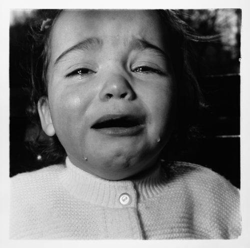 Diane Arbus, A Crying Child, NJ, 1967