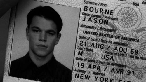 Image captured from The Bourne Identity (2002)