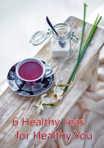 6 Teas for Weight Loss and a Healthy You