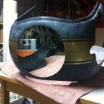 Ducati - front fairing