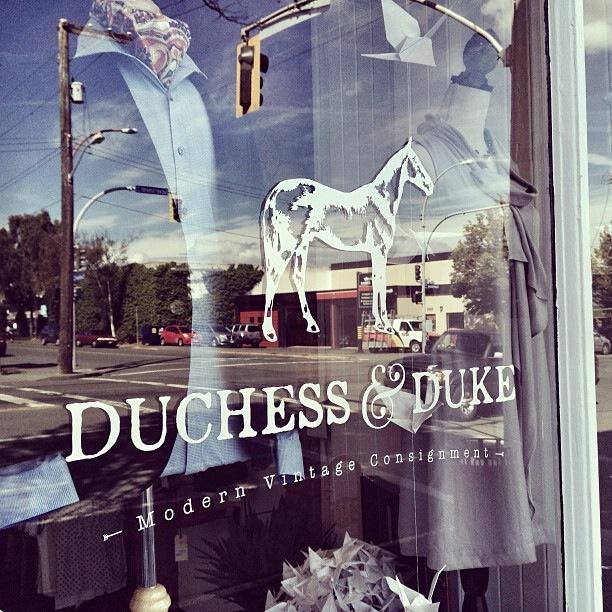 Duchess & Duke - Victoria, BC