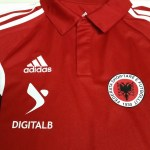 Albania FC Custom made shirt