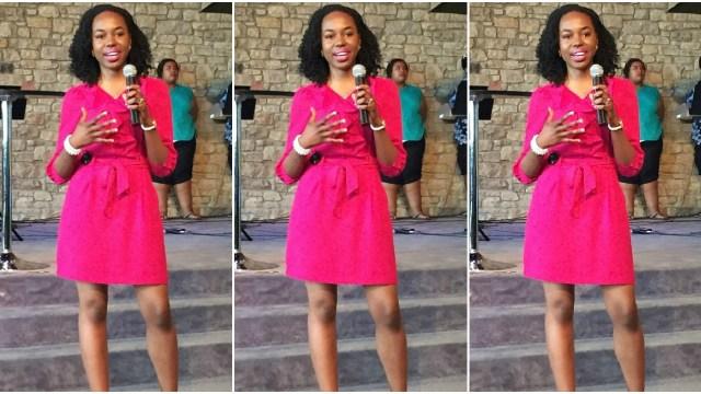 Kola Olaosebikan Speaking on Mothers day at Abundant Life Church