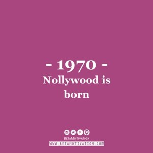 Nollywood positive facts about Nigeria, Make a Difference