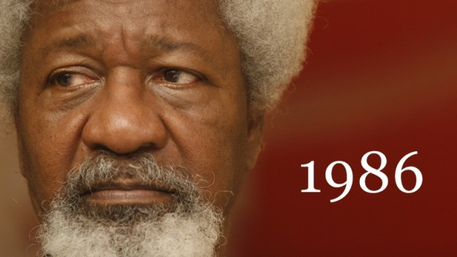 wole soyinka positive facts about nigeria - independence celebration