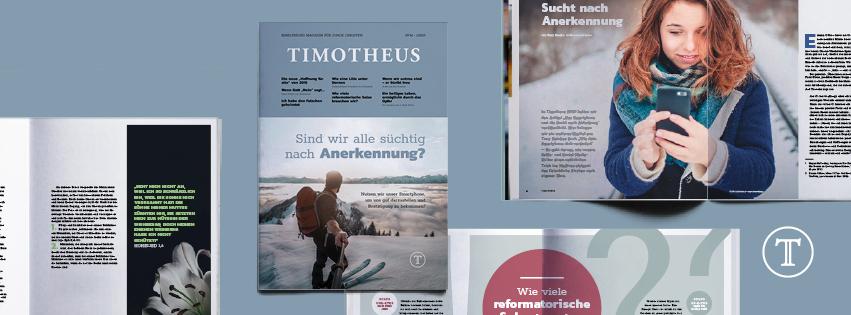 Timotheus Magazin 34 - Einblick